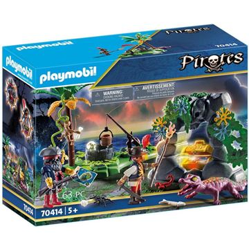 Picture of Playmobil - Pirate Hideaway