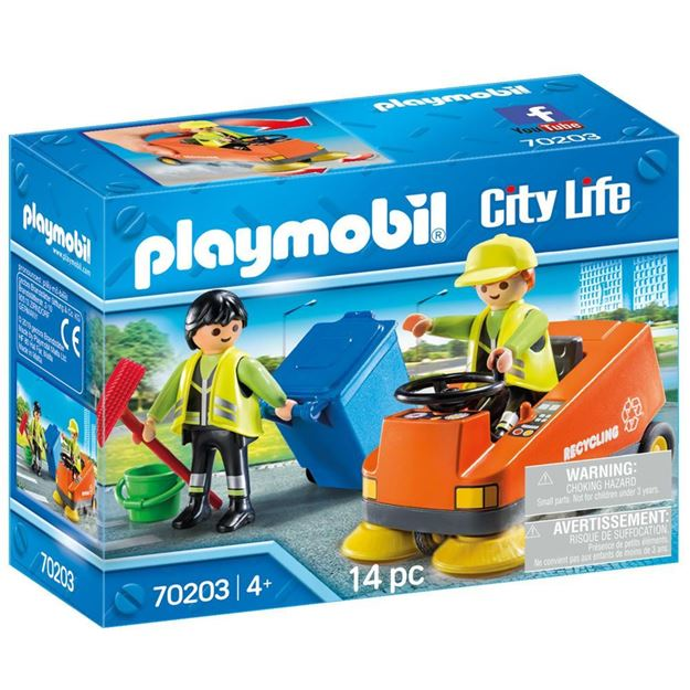 Picture of Playmobil - Street Sweeper