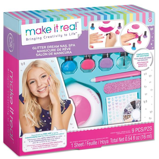 Picture of Make It Real - Glitter Dream Nail Spa