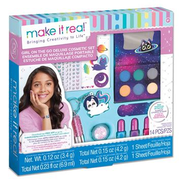 Picture of Make It Real - Girl on the Go Cosmetic Set