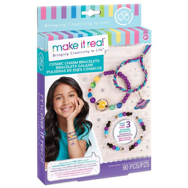 Picture of Make It Real - Cosmic Charm Bracelets
