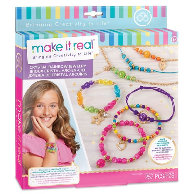 Picture of Make It Real - Crystal Rainbow Jewellery