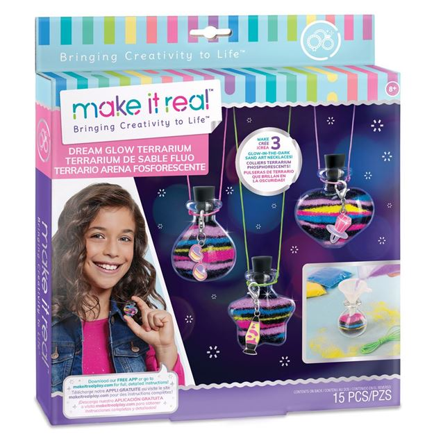 Picture of Make It Real - Dream Glow Terranium Jewellery