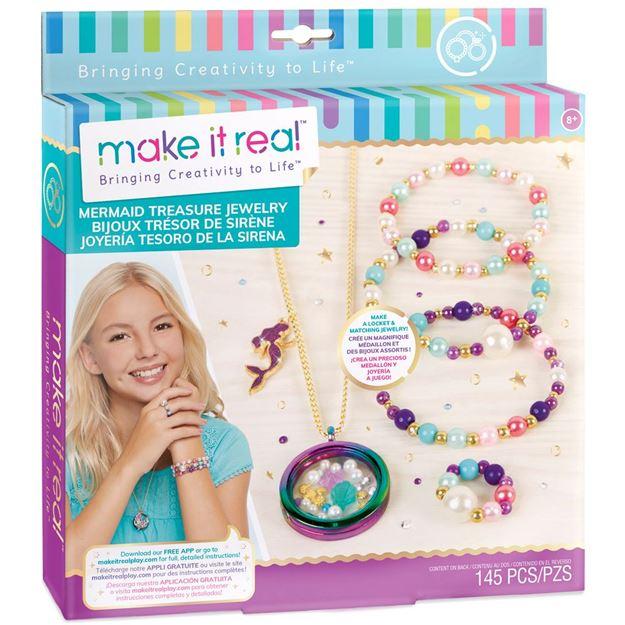 Picture of Make It Real - Mermaid Treasure Jewellery