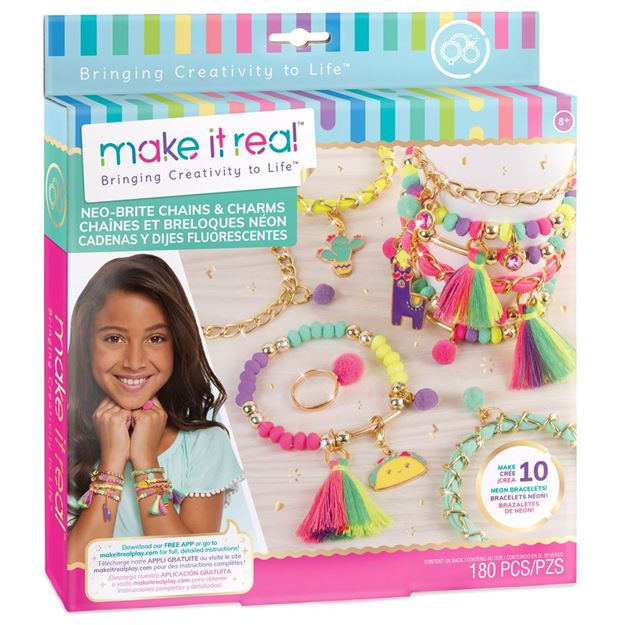 Picture of Make it Real - Neo-Brite Chains & Charms