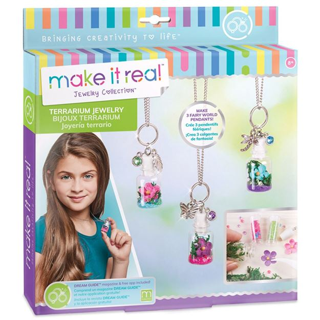 Picture of Make It Real - Terranium Jewellery