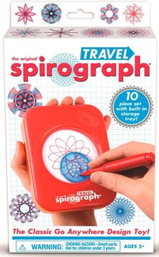 Picture of Spirograph - Travel Set