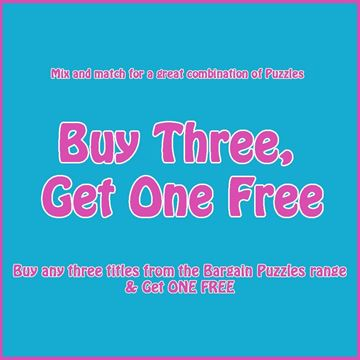 Picture of Buy 3 Puzzles, Get One FREE