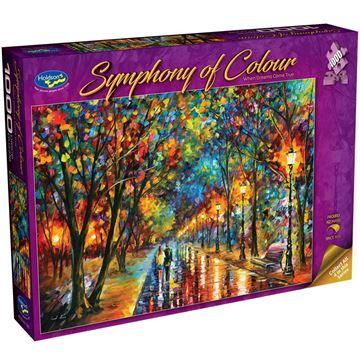 Picture of Holdson Puzzle - Symphony of Colour, 1000pc (When Dreams Come True)
