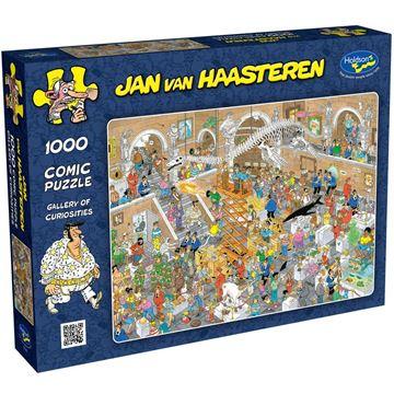 Picture of Holdson Puzzle - Jan Van Haasteren, 1000pc (Gallery of Curiosities)