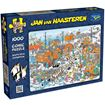 Picture of Holdson Puzzle - Jan Van Haasteren, 1000pc (South Pole Expedition)