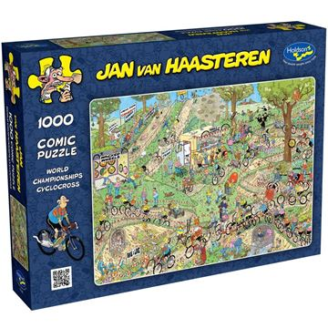 Picture of Holdson Puzzle - Jan Van Haasteren, 1000pc (World Championship Cyclocross)