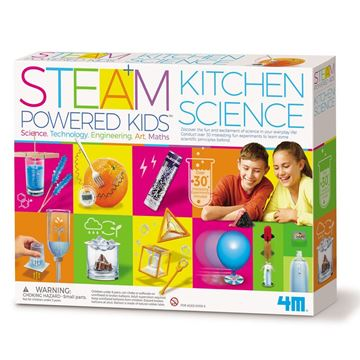 Picture of 4M STEAM Powered Kids Kitchen Science