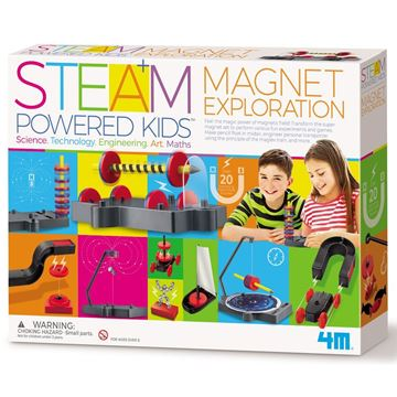 Picture of 4M STEAM Powered Magnet Exploration