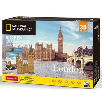 Picture of 3D Puzzle - London - Big Ben