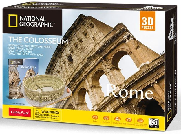 Picture of 3D Puzzle - Rome - The Colosseum