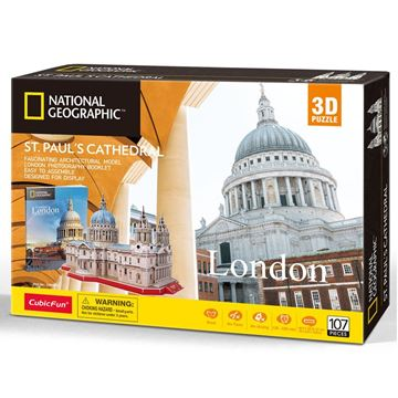 Picture of 3D Puzzle - London - St Pauls Cathedral