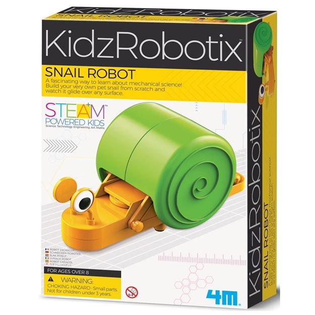 Picture of 4M Science - Snail Robot
