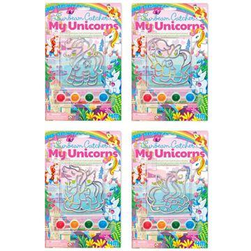 Picture of 4M Craft - Unicorn Sunbeam Catcher