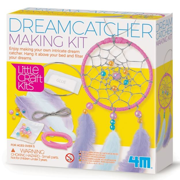 Picture of 4M Craft - Dreamcatcher Making Kit