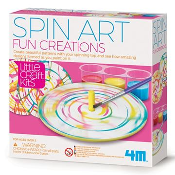 Picture of 4M Craft - Spin Art Fun Creations