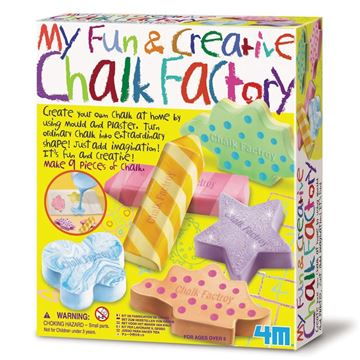 Picture of 4M Craft - Chalk Factory