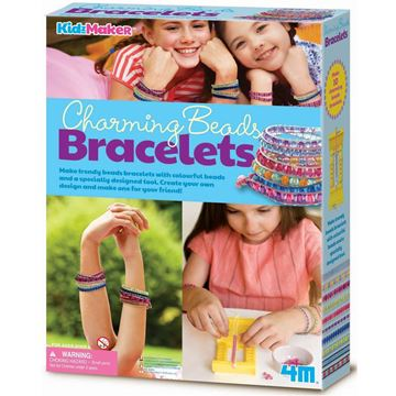 Picture of 4M Craft - Bracelets Charming Beads