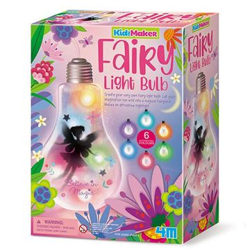 Picture of 4M Craft - Fairy Light Bulb