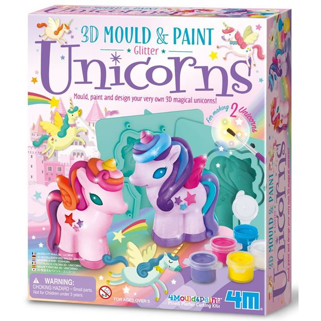 Picture of 4M Craft - 3D Unicorn