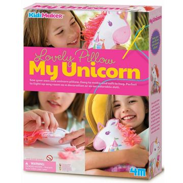 Picture of 4M Craft - My Unicorn Lovely Pillow