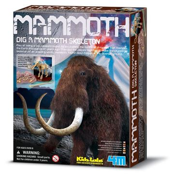 Picture of 4M Science - Mammoth Skeleton