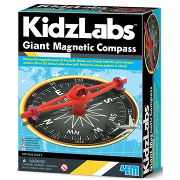 Picture of 4M Science - Giant Magnetic Compass