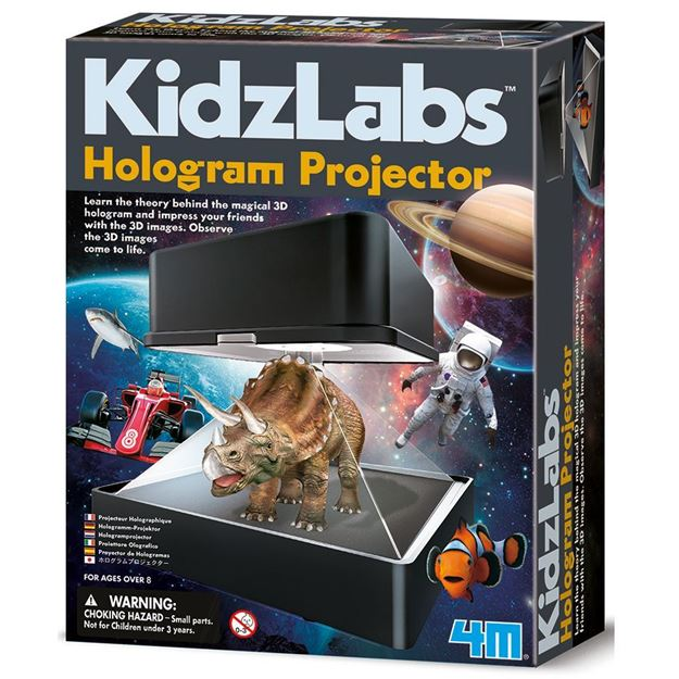 Picture of 4M Science - Hologram Projector