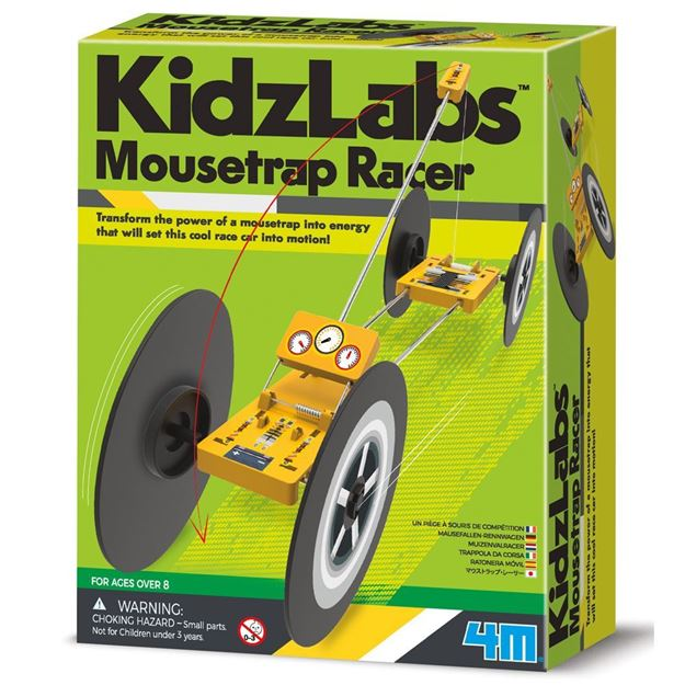 Picture of 4M Science - Mousetrap Racer
