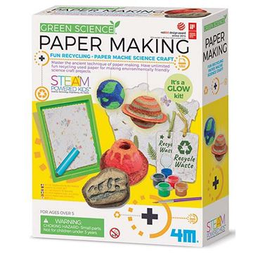 Picture of 4M Science - Paper Making
