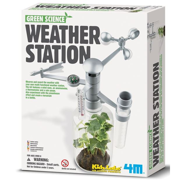 Picture of 4M Science - Weather Station