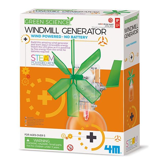 Picture of 4M Science - Windmill Generator
