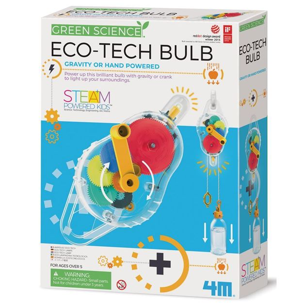 Picture of 4M Science - Eco-Tech Bulb
