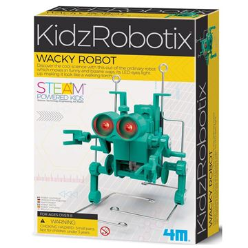Picture of 4M Science - Wacky Robot