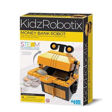 Picture of 4M Science - Money Bank Robot