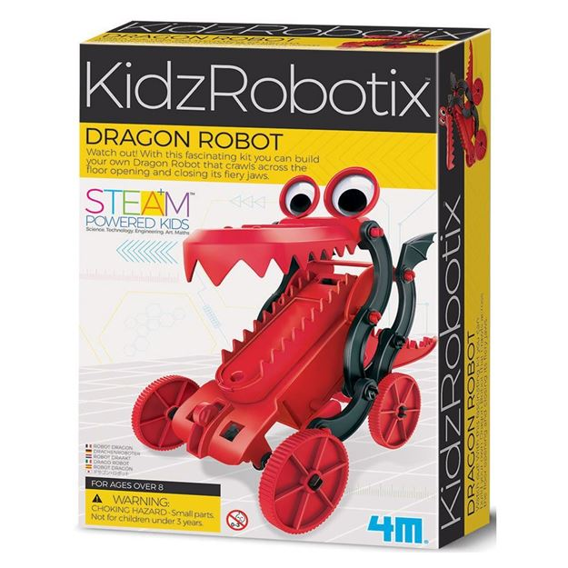 Picture of 4M Science - Dragon Robot