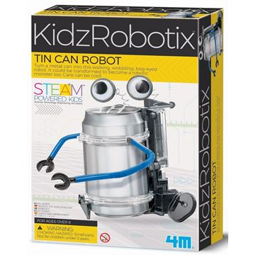 Picture of 4M Science - Tin Can Robot