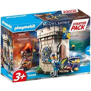 Picture of Playmobil - Large Novelmore Knights Fortress Starter Set