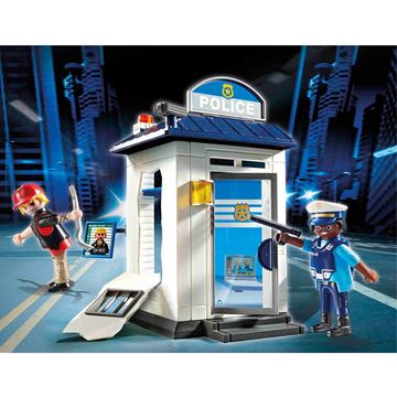 Picture of Playmobil - Large Police Station Starter Set
