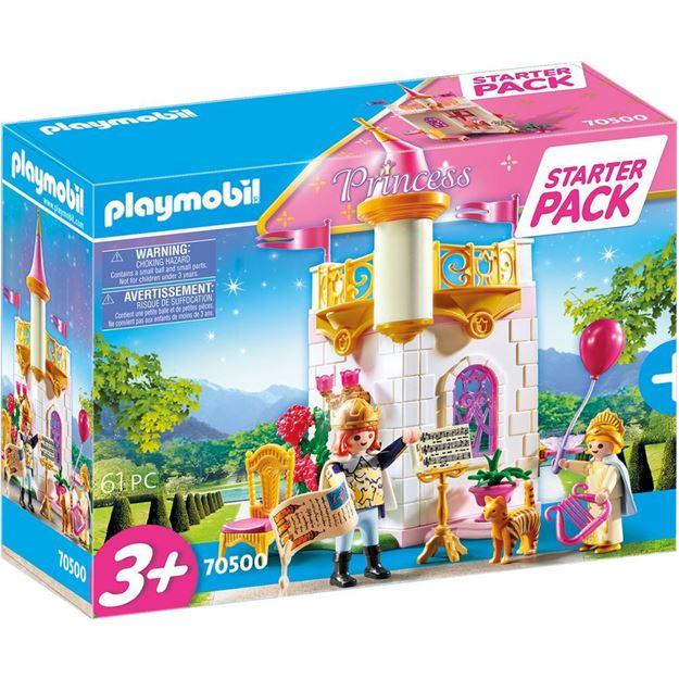 Picture of Playmobil - Large Princess Castle Starter Set