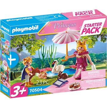 Picture of Playmobil - Small Royal Picnic Starter Set