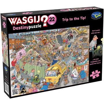 Picture of Holdson Puzzle - Wasgij Destiny 22 - 1000pc (Trip to the Tip)