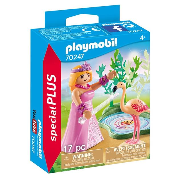 Picture of Playmobil - Princess at the Pond