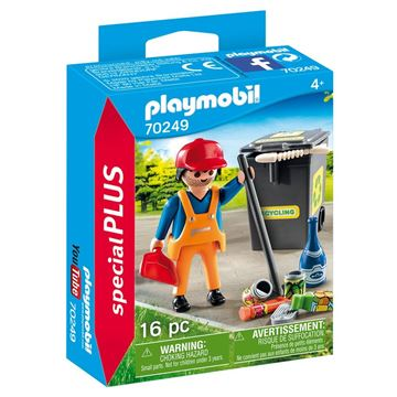 Picture of Playmobil - Street Cleaner