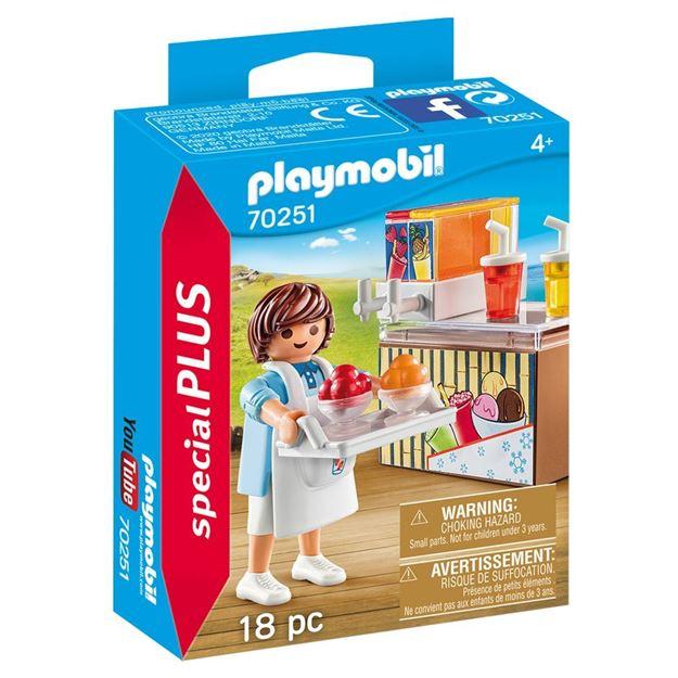 Picture of Playmobil - Street Vendor